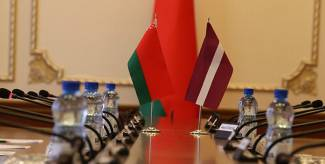 Belarus, Latvia discuss plans for high-level contacts