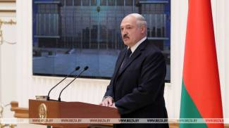 A.Lukashenko: I welcome different points of view